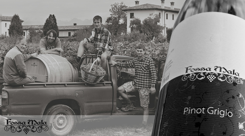 Pinot Grigio Fossa Mala